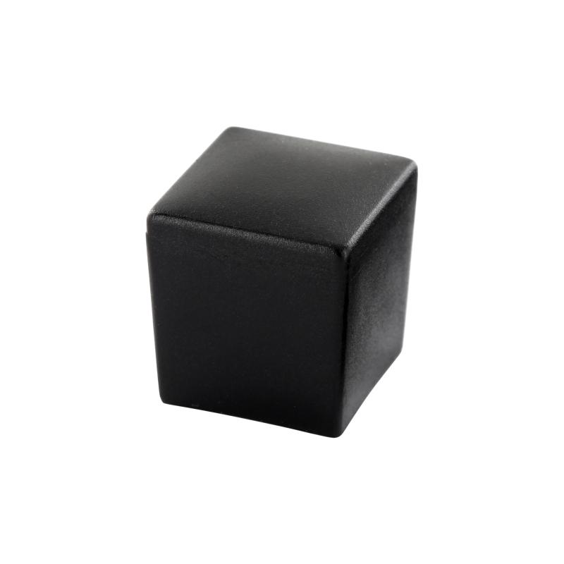 Kunststoff Stuhlkappen für eckig Rohre 20mm x 20mm